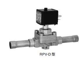 冷媒用电磁阀RPV型