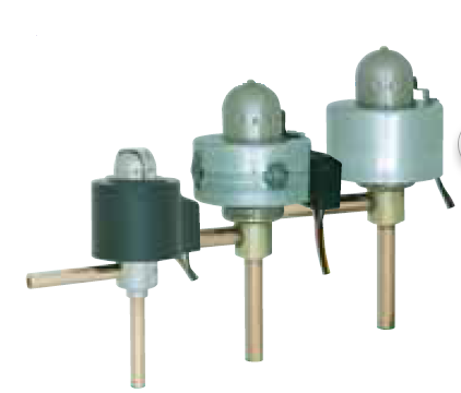ELECTRONIC EXPANSION VALVES [Type UKV–J,JKV]