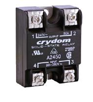 Series 1 10-125 Amps固态继电器系列