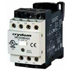 SOLICON DRC 系列三相和电机转向固态继电器