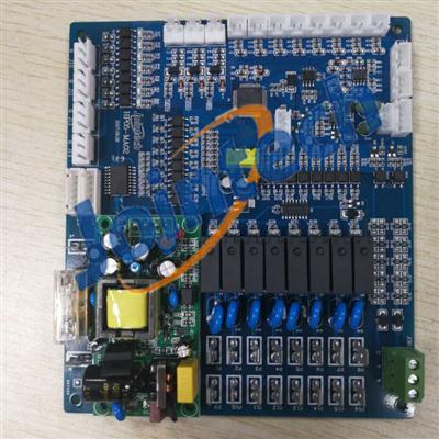 双阀单系统低温热泵控制器